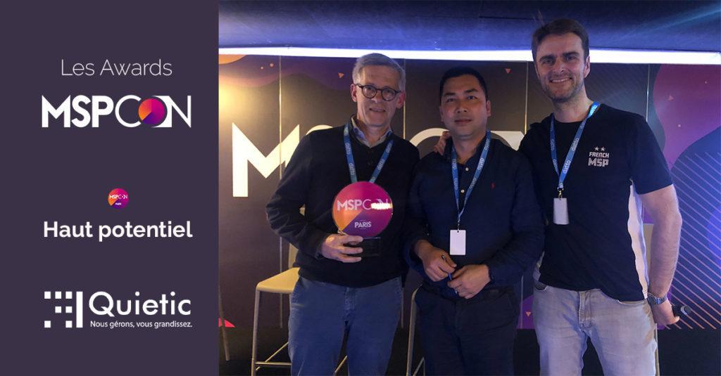 Award MSPCon 2020